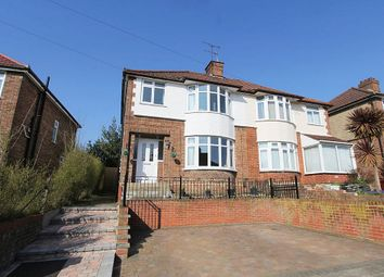 Thumbnail 3 bed semi-detached house for sale in Oulton Road, Ipswich, Suffolk