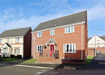 Thumbnail 4 bed detached house for sale in Maes Yr Eglwys, Church Village