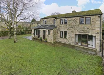 Thumbnail 5 bed detached house for sale in Wharfeside Avenue, Threshfield, Skipton
