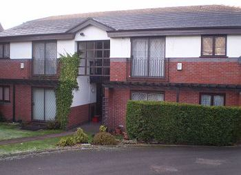 Thumbnail 1 bed flat to rent in Kingsley Court, Elworth, Sandbach, Cheshire