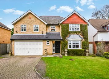 Thumbnail 5 bedroom detached house for sale in Holm Grove, Hillingdon, Middlesex
