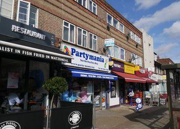 Thumbnail 1 bedroom flat to rent in Uxbridge Road, Pinner