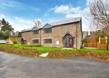 Thumbnail 3 bed semi-detached house for sale in Polperro Road, Looe, Cornwall