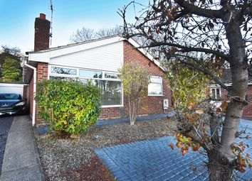 Thumbnail 2 bed detached bungalow for sale in Cherry Tree Avenue, Leabrooks, Alfreton