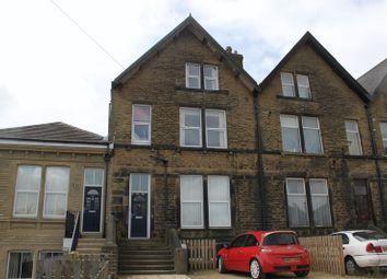 Thumbnail 2 bed flat to rent in New Hey Road, Marsh