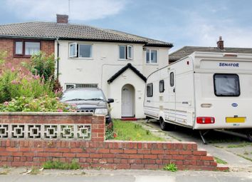 Thumbnail 3 bed semi-detached house for sale in Hardknott Grove, Redcar, Cleveland