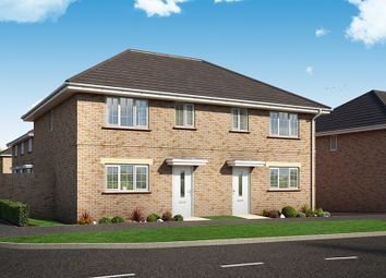 3 bed semi-detached house for sale in Francis Gate, Boars Tye Road, Silver End, Witham CM8