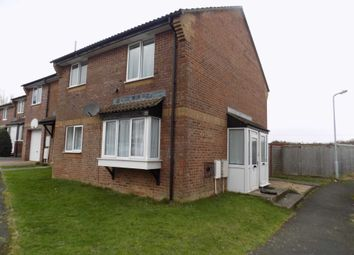 Thumbnail 1 bed semi-detached house for sale in Crib Close, Chard