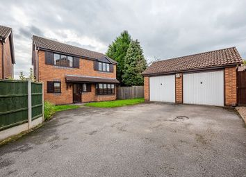 Thumbnail 4 bedroom detached house to rent in Bleasdale Close, Gedling, Nottingham