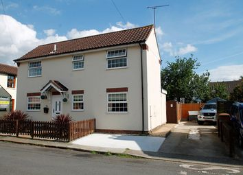 Thumbnail 3 bed detached house for sale in Hutland Road, Ipswich