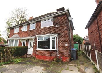 Thumbnail 3 bedroom semi-detached house for sale in Longwood Road, Wythenshawe, Manchester