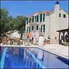 Thumbnail 5 bed villa for sale in Budva, Montenegro