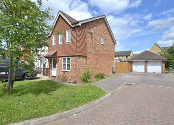 Thumbnail 3 bedroom end terrace house to rent in Tamar Close, Great Ashby, Stevenage, Herts