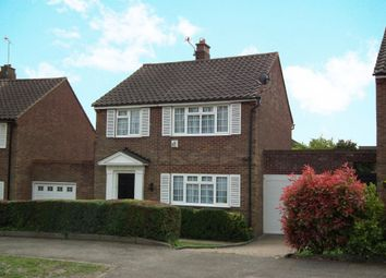 Thumbnail 3 bed detached house for sale in Sandringham Road, Potters Bar