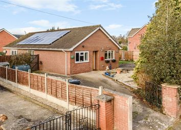 Thumbnail 3 bed detached bungalow for sale in Tanyfoel Drive, Llanymynech, Powys