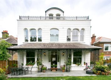 Thumbnail 6 bed detached house for sale in Venner Road, London