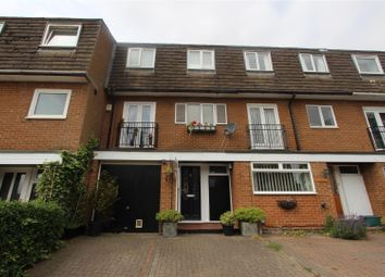 Thumbnail 4 bed town house for sale in Milbank Court, Darlington