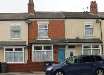 Thumbnail 3 bed terraced house to rent in Markby Road, Winson Green, Birmingham
