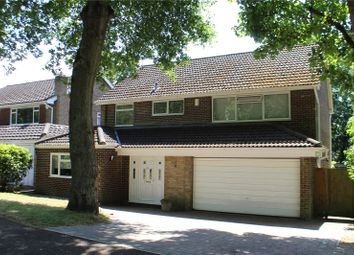 Thumbnail 4 bed detached house for sale in Merrywood Park, Camberley, Surrey