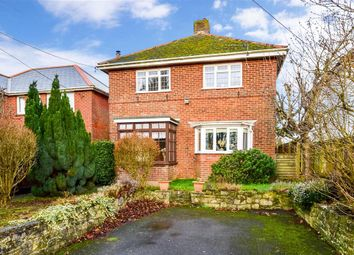 Thumbnail 3 bedroom detached house for sale in Staplers Road, Newport, Isle Of Wight
