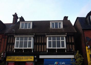 Thumbnail 1 bedroom flat to rent in Victoria Street, St Albans