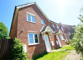 Thumbnail 3 bed end terrace house for sale in High Trees, Risca, Newport, Caerphilly