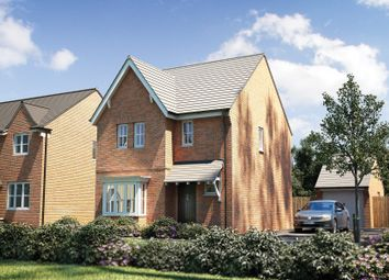 "Thumbnail 3 bed detached house for sale in ""The Whitfield"" at Town Farm Close, Thame"
