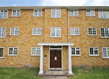 Thumbnail 2 bed flat for sale in Robin Way, Staines-Upon-Thames, Surrey