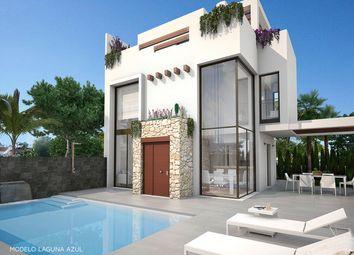 Thumbnail 3 bed villa for sale in Spain, Valencia, Alicante, Rojales