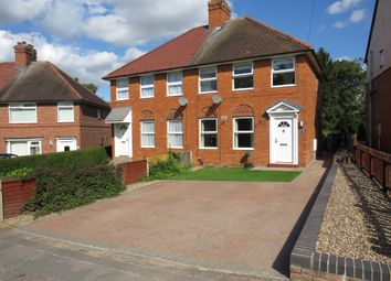 Thumbnail 2 bed semi-detached house for sale in Gorse Rise, Grantham