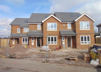 Thumbnail 4 bed town house for sale in Lower Cippenham Lane, Cippenham, Slough