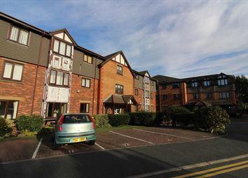 Thumbnail 2 bed flat for sale in Windsor Court, Poulton Le Fylde