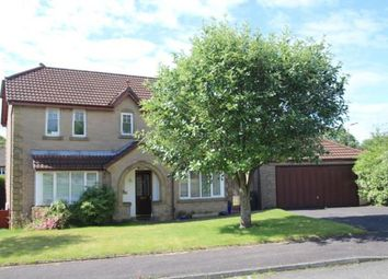 Thumbnail 4 bed detached house for sale in Bryanston Drive, Dollar, Clackmannanshire