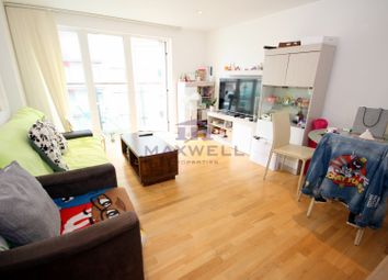 Thumbnail 2 bed flat to rent in Mast Quay, Woolwich