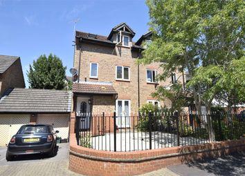 3 bed semi-detached house for sale in Riverside Walk, St. George, Bristol, Somerset BS5