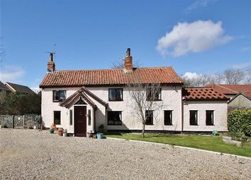 Thumbnail 3 bed detached house for sale in The Cottage, Boyden Close, Wickhambrook