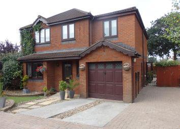 Thumbnail 4 bed detached house for sale in Llys Y Pinwydd, Bryn, Llanelli