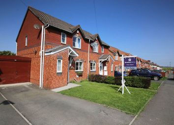 Thumbnail 3 bed semi-detached house for sale in Sherwood Drive, Pemberton, Wigan
