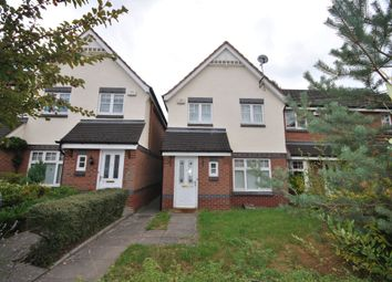 Thumbnail 3 bed end terrace house to rent in Thorpe Ct, Solihull