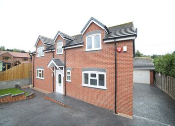 Thumbnail 5 bedroom detached house for sale in Moss Road, Wrockwardine Wood, Telford