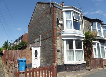 Thumbnail 2 bed property for sale in Edgecumbe Street, Hull, East Yorkshire