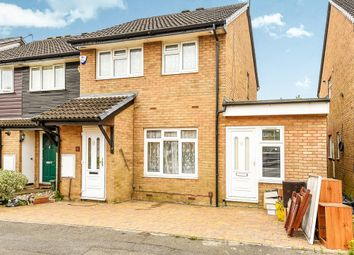 Thumbnail 3 bedroom semi-detached house for sale in Stipularis Drive, Yeading, Hayes
