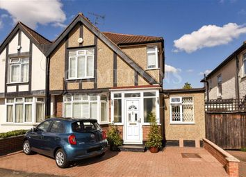 Thumbnail 4 bed semi-detached house for sale in Cullingworth Road, Dollis Hill
