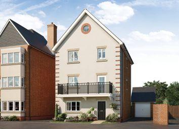 Thumbnail 5 bed detached house for sale in Queen's Avenue, Aldershot, Hampshire