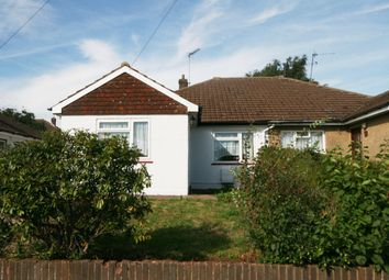 Thumbnail 3 bed bungalow to rent in Eunice Grove, Chesham