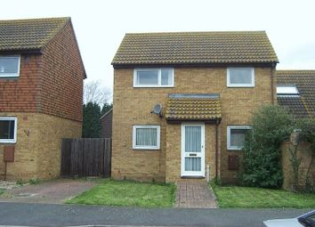 Thumbnail 2 bed semi-detached house for sale in Lovell Road, Minster On Sea, Sheerness