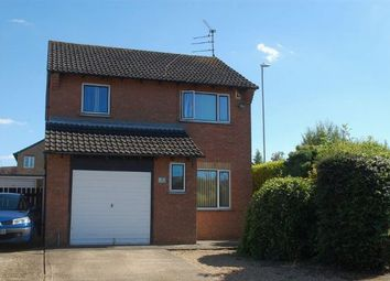Thumbnail 3 bedroom detached house for sale in Martel Close, Duston, Northampton