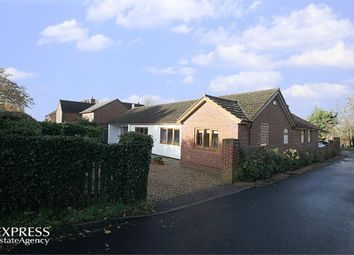 Thumbnail 4 bed detached bungalow for sale in Nash Road, Great Horwood, Milton Keynes, Buckinghamshire