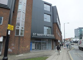 Thumbnail 1 bed property to rent in St Mary's House, London Road, Sheffield