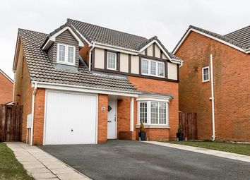 Thumbnail 4 bed detached house for sale in Spennymoor Close, Buckshaw Village
